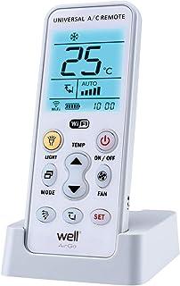 Smart WiFi - Mando a Distancia Universal para el Aire Acondicionado, Well