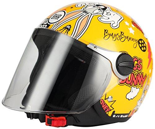 BHR, Motorradhelm, Demi-Jet One 801 Small Bugs Bunny