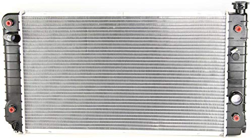 Radiator Compatible with CHEVROLET S10/BLAZER 1988-1994 4.3L with EOC