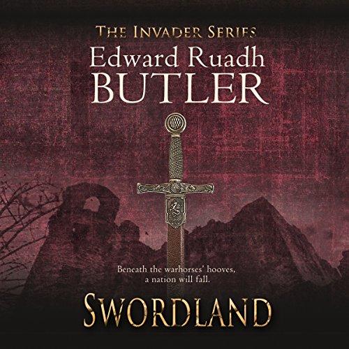 Swordland audiobook cover art