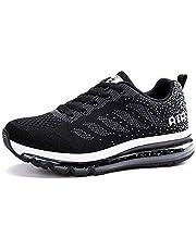Monrinda Loopschoenen Heren Sportschoenen Dames Sneakers Straat Loopschoenen Ademend Trainer voor hardlopen Fitness Gym Outdoor Lichtgewicht