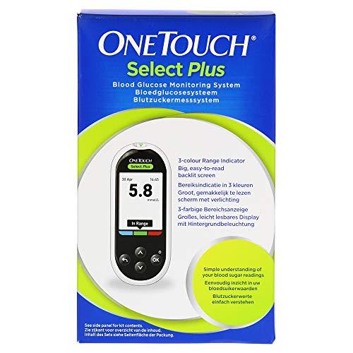 OneTouch Select Plus Blutzuckermessger�t mmol/L, 1 St