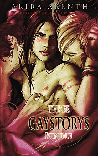 Three GayStorys Bundle: Gay Romance Shortstorys