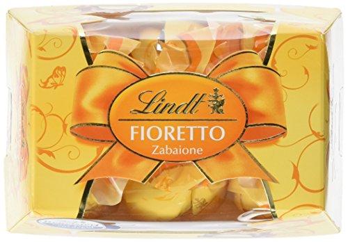 Lindt Fioretto Präsent Zabaione, enthält 6 Fiorettos je 23g der Sorte Zabaione (insgesamt 138 g)