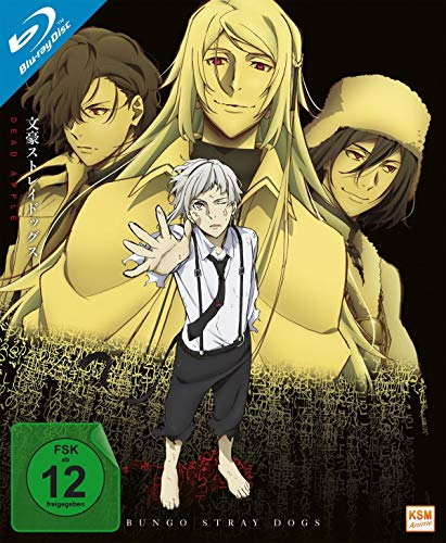 Bungo Stray Dogs - Dead Apple (The Movie) [Blu-ray]