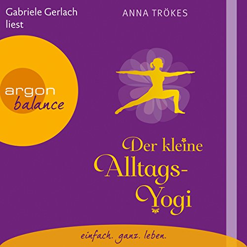 Der kleine Alltags-Yogi audiobook cover art