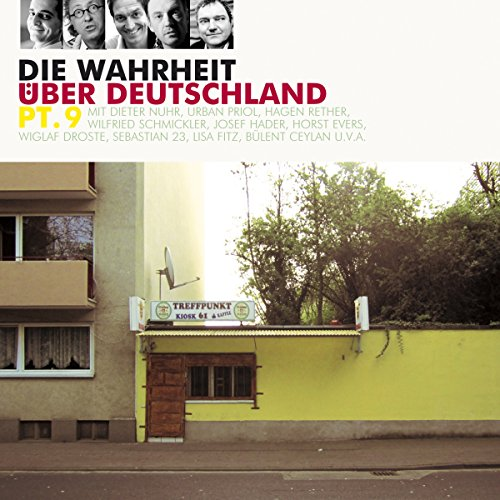 Couverture de Die Wahrheit über Deutschland 9
