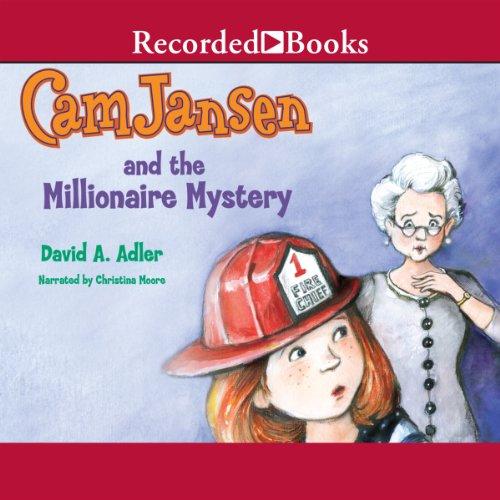 Cam Jansen and the Millionaire Mystery: Cam Jansen, Book 32