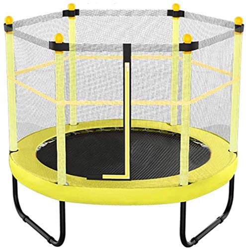 Fashionsport rampoline met Safety Net -Espace of trampoline buiten for Children-Yellow