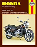 Honda GL1100 Gold Wing, 1979-81 (Haynes Manuals)
