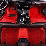 LUVCARPB Alfombrillas para el Interior del Coche, aptas para Nissan Leaf Navara Terra March X-Trail Sunny 2010-2019, Accesorios Impermeables para alfombras