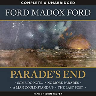 Parade's End (Complete) cover art