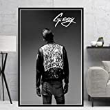 NOVELOVE Wandkunst Bild G-Eazy Logic Halsey Pop Rap Musik