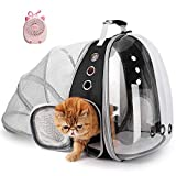 Lollimeow Pet Carrier Backpack, Bubble Backpack Carrier, Cats and...