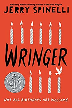 Wringer by [Jerry Spinelli]