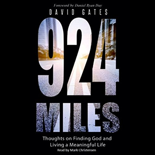 924 Miles audiobook cover art