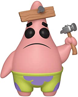 FUNKO POP! ANIMATION: SpongeBob - Patrick w/ Board
