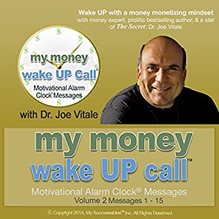 My Money Wake UP Call (TM) Morning Motivating Messages, Volume 2 cover art
