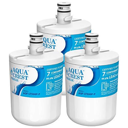 AQUACREST LT500P Filtros de agua para frigorífico