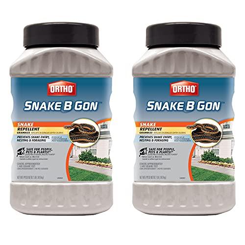 Ortho Snake-B-Gon Snake Repellent Granules, 2-Pack