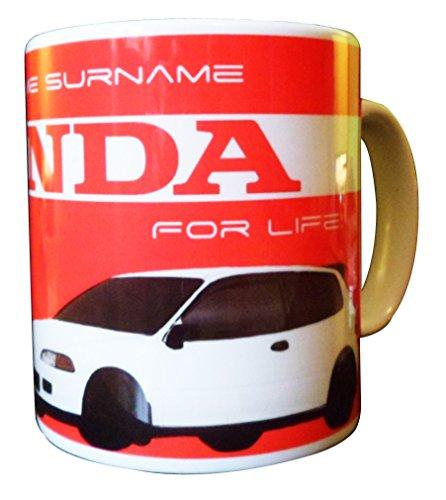 Taza personalizada Honda Civic