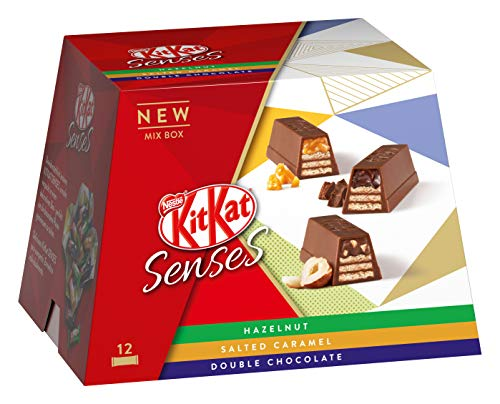 Nestlé KitKat Senses Mix Box, 120 g