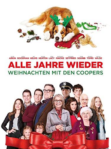 Alle Jahre wieder - Weihnachten mit den Coopers [dt./OV]