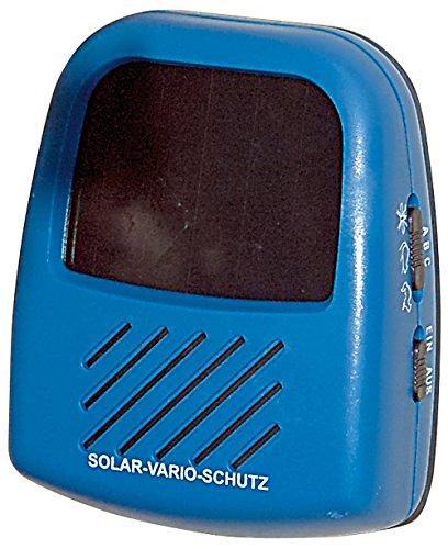 Exbuster Solar Vario Schutz: 3in1-Solar-Tiervertreiber gegen Mücken, Mäuse, Marder & Co. (Mäusevertreiber Solar)
