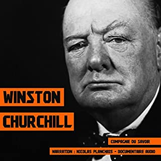 Winston Churchill [French Version] cover art