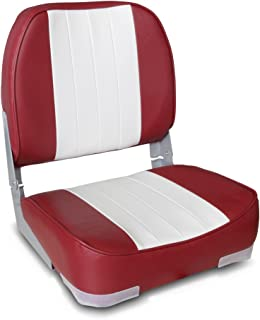 Leader Accessories New Low Back Folding Boat Seat