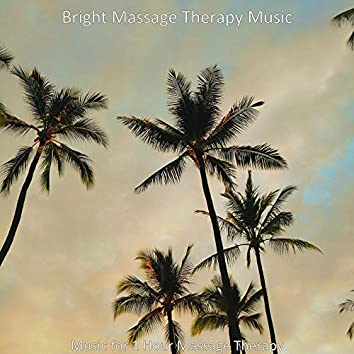 Music for 1 Hour Massage Therapy