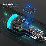 Zoom IMG-2 nulaxy trasmettitore fm bluetooth adattatore