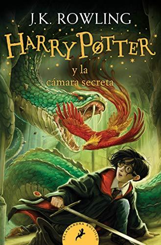 Libro De Harry Potter Letras De Bolsillo  marca Salamandra Bolsillo