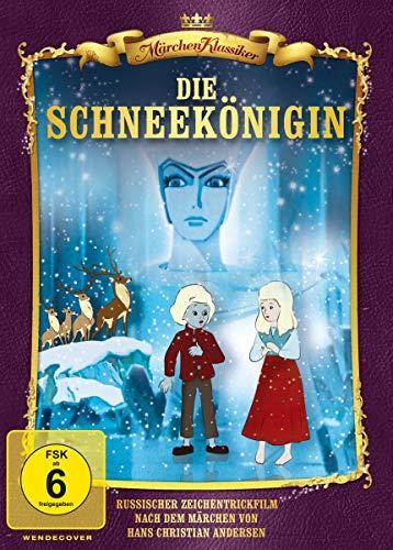 Die Schneekönigin (Märchen Klassiker): Russischer Zeichentrickfilm nach dem Märchen von Hans Christian Andersen