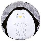 MISHUAI Bodenspielmatten Kinder Fußmatten Pinguin Tier Krabbeldecke Babyspielteppich Krabbeldecke Krabbeldecke Spielzeug Klettermatte Baumwollmaterial Spielmatten & Bodenturnhallen