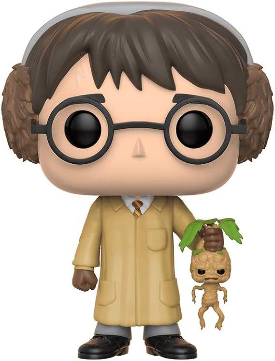 Funko 29496 Harry Potter 29496 Herbology Pop Vinyl Figure, Multicolour