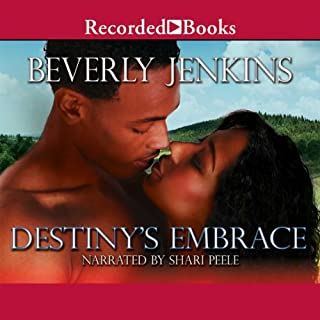 Destiny's Embrace audiobook cover art