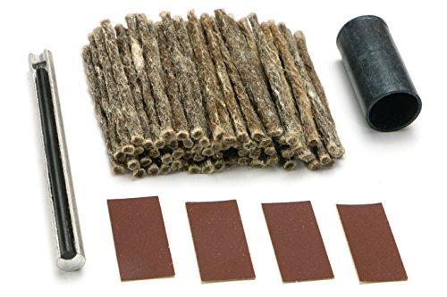 Kit de rechange pour feu EDC - Lot de recharge des matériaux pour votre kit EDC d'incendie, fabriqué en Grande-Bretagne