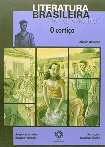 Literatura Brasileira Em Quadrinhos - O Cortico