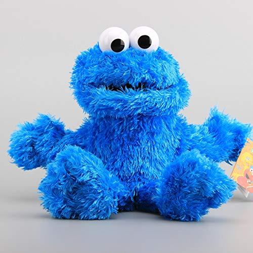 32Cm Sesame Street Muppet Dolls Cookie Peluche De Juguete Marioneta De Mano AnimeMuñeca DePeluche SuaveRegalospara Niños