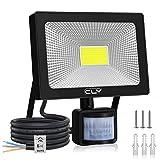 Luci di sicurezza CLY 30W, riflettore a LED con sensore di movimento, sostituzione di lamp...