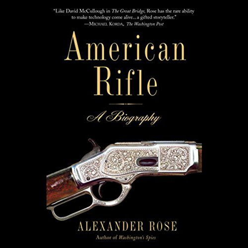 American Rifle audiobook cover art