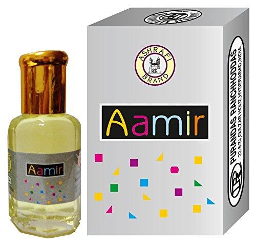 Purandas Ranchhoddas Aamir Attar 12ML (Pack Of 2)