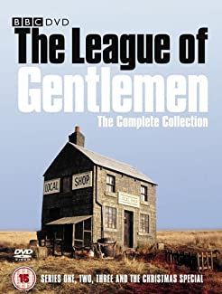 The League Of Gentlemen - The Complete Collection