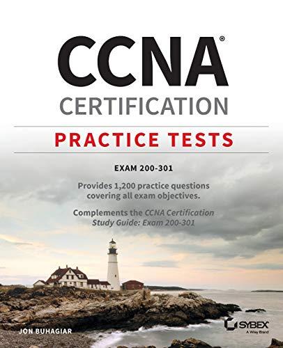 CCNA Certification Practice Tests: Exam 200-301