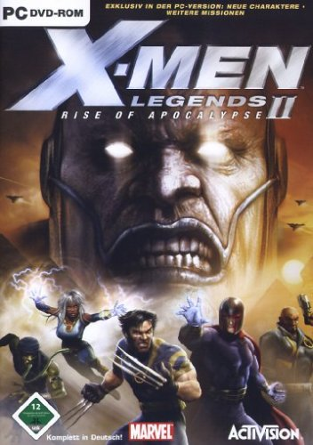 X-Men Legends 2 - Rise of Apocalypse [Edizione : Germania]