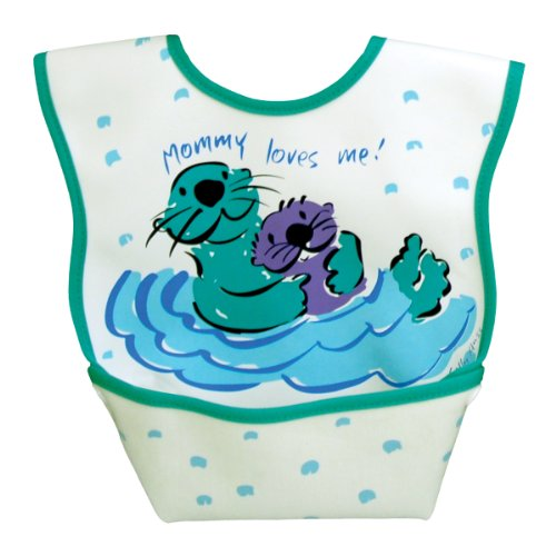Dex Baby Dura Bib - Stage 1 - Small 3 - 12 Months (Mommy Loves Me!)