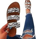Sandalias Planas Antideslizantes De Gran Tamaño Zapatillas De Una Palabra De Estilo Casual Europeo Las Mujeres De La Moda De Verano Pueden Usar Zapatillas De Mujer Al Aire Libre