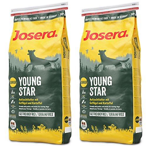 Josera 2 x 15 kg YoungStar