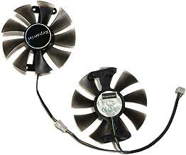 GeForce GTX 1050 1060 950 960 GPU Cooler Cooling Fan GA91S2H for ZOTAC GTX1050Ti X-Gaming GTX760 2GD5 HB Cards As Replacement